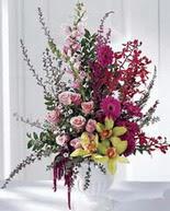 Bitlis İnternetten çiçek siparişi  orkide sebboy gülden aranjman