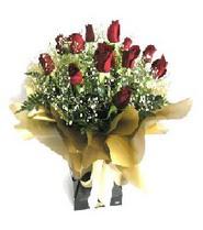 Bitlis internetten çiçek siparişi  11 adet kirmizi gül  buketi