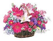 küçük karisik özel sepet   Bitlis çiçek online çiçek siparişi