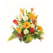 karisik renkli çiçekler tanzim   Bitlis çiçek gönderme sitemiz güvenlidir