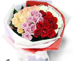 SEVENLERE ÖZEL 51 ADET GÜL  Bitlis internetten çiçek satışı