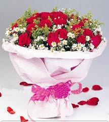 Bitlis internetten çiçek satışı  12 ADET KIRMIZI GÜL BUKETI