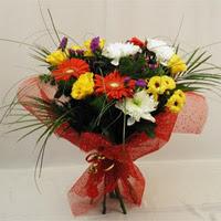 Bitlis hediye çiçek yolla  Karisik mevsim demeti
