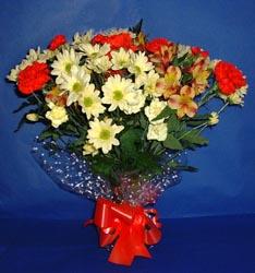 Bitlis hediye çiçek yolla  kir çiçekleri buketi mevsim demeti halinde