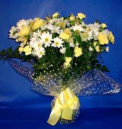 Bitlis hediye çiçek yolla  sade mevsim demeti buketi sade ve özel