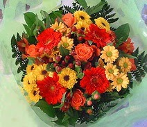 Bitlis ucuz çiçek gönder  sade hos orta boy karisik demet çiçek