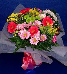 karisik sade mevsim demetligi   Bitlis 14 şubat sevgililer günü çiçek