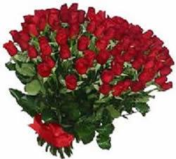 51 adet kirmizi gül buketi  Bitlis çiçekçiler