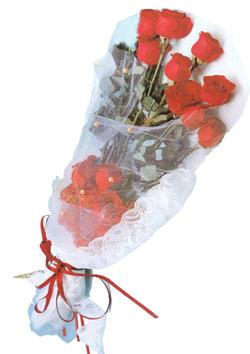 11 adet kirmizi güller buket tanzimi   Bitlis çiçek siparişi sitesi