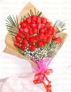 13 adet kirmizi gül buketi   Bitlis çiçek yolla