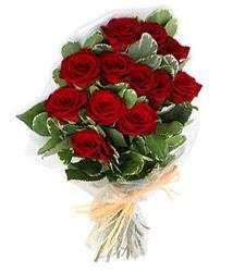 Bitlis çiçek yolla , çiçek gönder , çiçekçi   9 lu kirmizi gül buketi.
