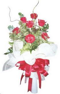 Bitlis çiçek siparişi sitesi  7 adet kirmizi gül buketi