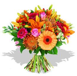 Bitlis çiçekçi telefonları  Karisik kir çiçeklerinden görsel demet