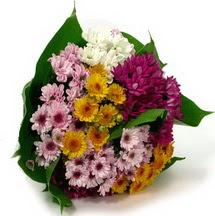 Bitlis çiçekçi telefonları  Karisik kir çiçekleri demeti herkeze