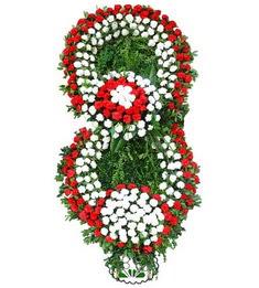 Görsel Cenaze çiçek , cenaze çiçek , çelengi  Bitlis uluslararası çiçek gönderme
