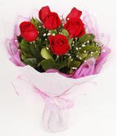9 adet kaliteli görsel kirmizi gül  Bitlis çiçek gönderme