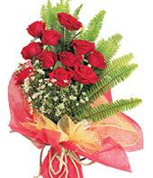 11 adet kaliteli görsel kirmizi gül  Bitlis çiçek satışı