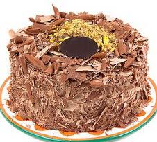 çikolatali 4 ile 6 kisilik yas pasta  Bitlis çiçek servisi , çiçekçi adresleri