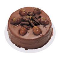 Kestaneli çikolatali yas pasta  Bitlis çiçek , çiçekçi , çiçekçilik