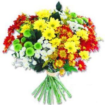 Kir çiçeklerinden buket modeli  Bitlis online çiçek gönderme sipariş
