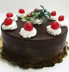 4 ile 6 kisilik yas pasta çikolatali taze pastaci  Bitlis anneler günü çiçek yolla