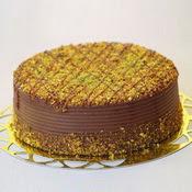 sanatsal pastaci 4 ile 6 kisilik krokan çikolatali yas pasta  Bitlis cicek , cicekci