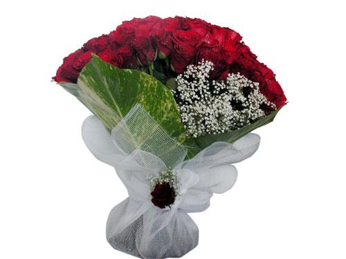 25 adet kirmizi gül görsel çiçek modeli  Bitlis çiçek servisi , çiçekçi adresleri