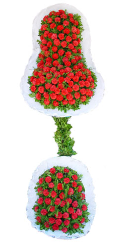 Dügün nikah açilis çiçekleri sepet modeli  Bitlis cicek , cicekci