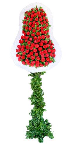 Dügün nikah açilis çiçekleri sepet modeli  Bitlis İnternetten çiçek siparişi