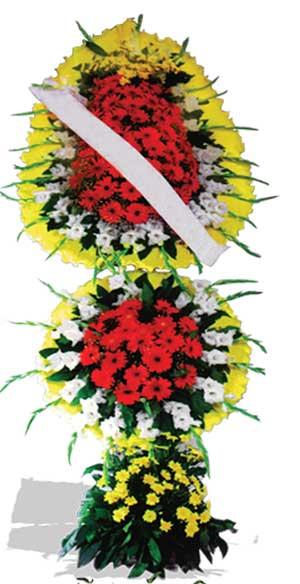 Dügün nikah açilis çiçekleri sepet modeli  Bitlis çiçek yolla