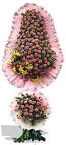 Dügün nikah açilis çiçekleri sepet modeli  Bitlis çiçekçi telefonları