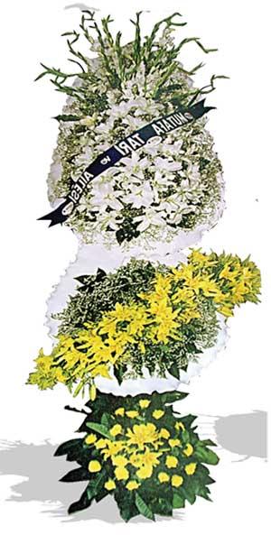 Dügün nikah açilis çiçekleri sepet modeli  Bitlis çiçek , çiçekçi , çiçekçilik