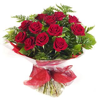 Ucuz Çiçek siparisi 11 kirmizi gül buketi  Bitlis çiçek online çiçek siparişi