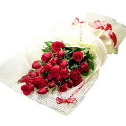 Çiçek gönderme 13 adet kirmizi gül buketi  Bitlis çiçek satışı