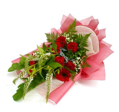 Karisik çiçek buketi mevsim buket  Bitlis çiçek siparişi sitesi