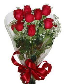 Çiçek sade gül buketi 7 güllü buket  Bitlis online çiçek gönderme sipariş