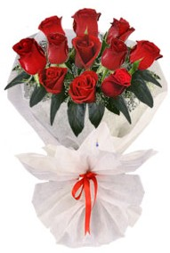 11 adet gül buketi  Bitlis internetten çiçek siparişi  kirmizi gül