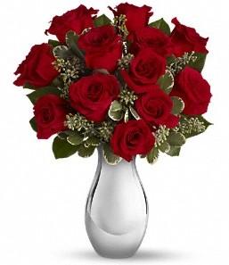 Bitlis çiçek siparişi vermek   vazo içerisinde 11 adet kırmızı gül tanzimi