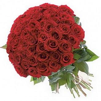 Bitlis güvenli kaliteli hızlı çiçek  101 adet kırmızı gül buketi modeli
