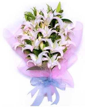5 dal kazablankadan muhteşem buket  Bitlis hediye çiçek yolla