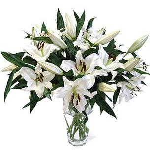 Bitlis çiçekçi telefonları  3 dal görsel casablanca vazo tanzimi