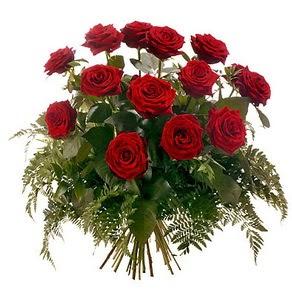 Bitlis internetten çiçek satışı  15 adet kırmızı gülden buket