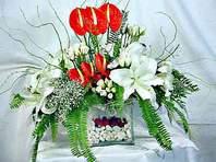 Bitlis çiçek mağazası , çiçekçi adresleri  Anthurim Kazablanka  gül
