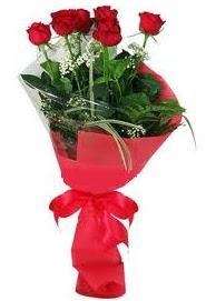 Çiçek yolla sitesinden 7 adet kırmızı gül  Bitlis internetten çiçek satışı