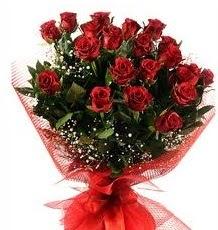 İlginç Hediye 21 Adet kırmızı gül  Bitlis internetten çiçek siparişi