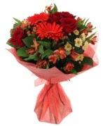 karışık mevsim buketi  Bitlis internetten çiçek siparişi