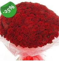 151 adet sevdiğime özel kırmızı gül buketi  Bitlis çiçek siparişi sitesi