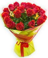 19 Adet kırmızı gül buketi  Bitlis çiçek siparişi vermek