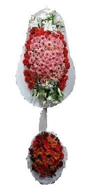 çift katlı düğün açılış sepeti  Bitlis internetten çiçek satışı