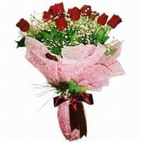 Bitlis çiçek siparişi sitesi  12 adet kirmizi kalite gül